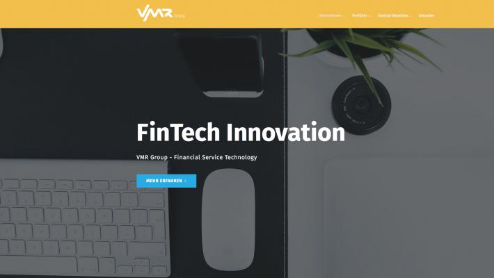 VMR Homepage