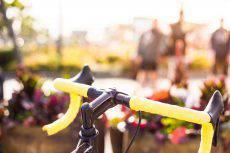 yellow-bicycle-handlebars-close-up-picjumbo-com