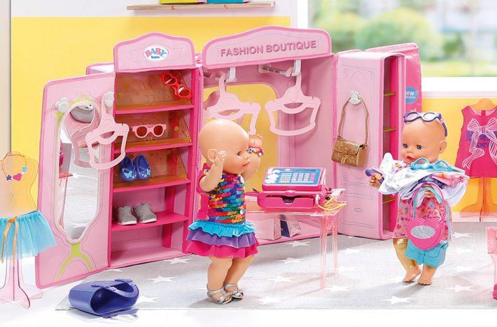 Zapf Creation Puppenhaus Randvoll Mit Cash Boersengefluester