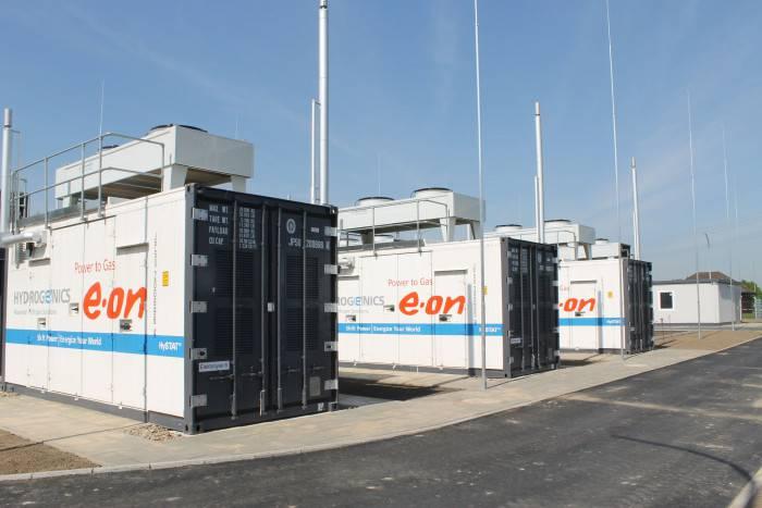Power To Gas Aktien